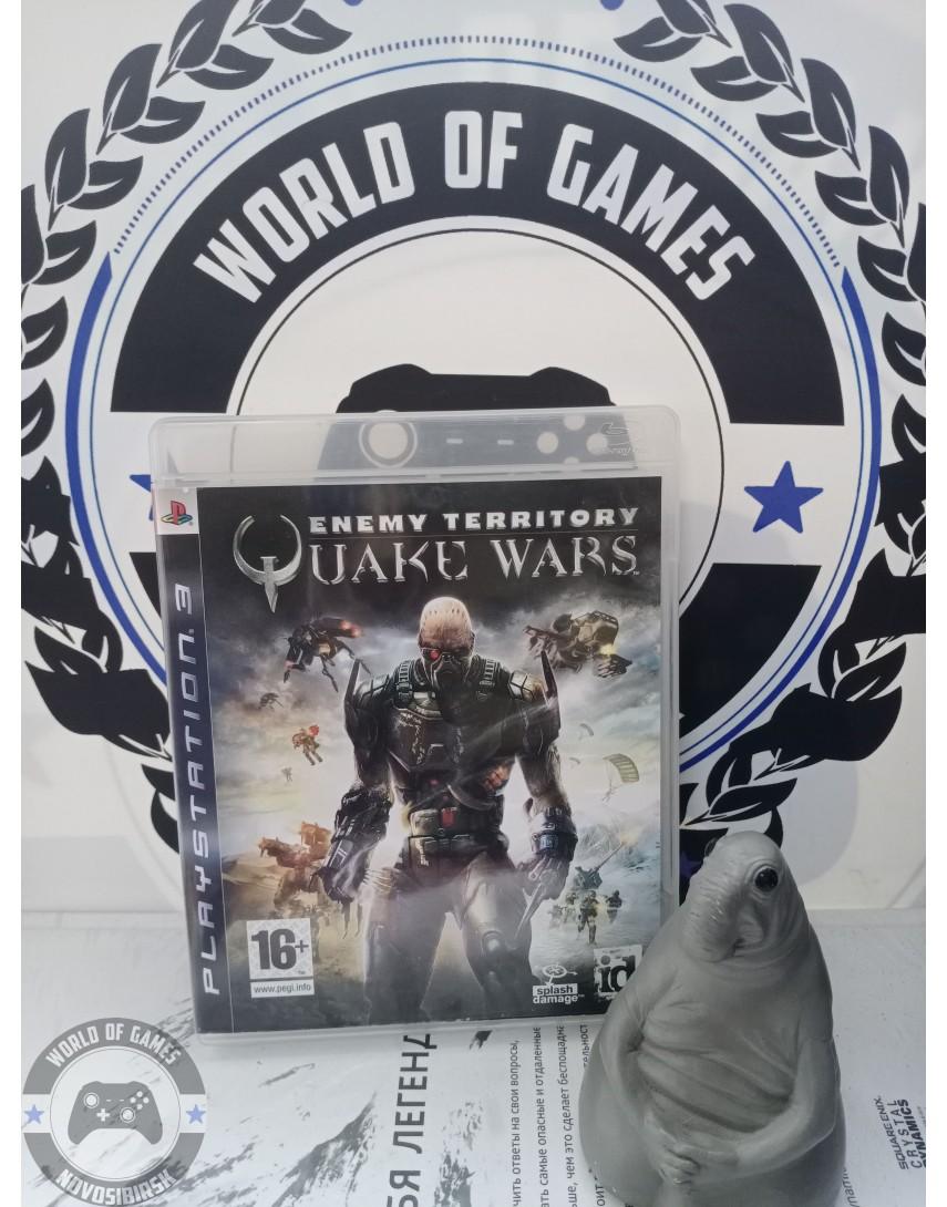 Enemy Territory Quake Wars [PS3]