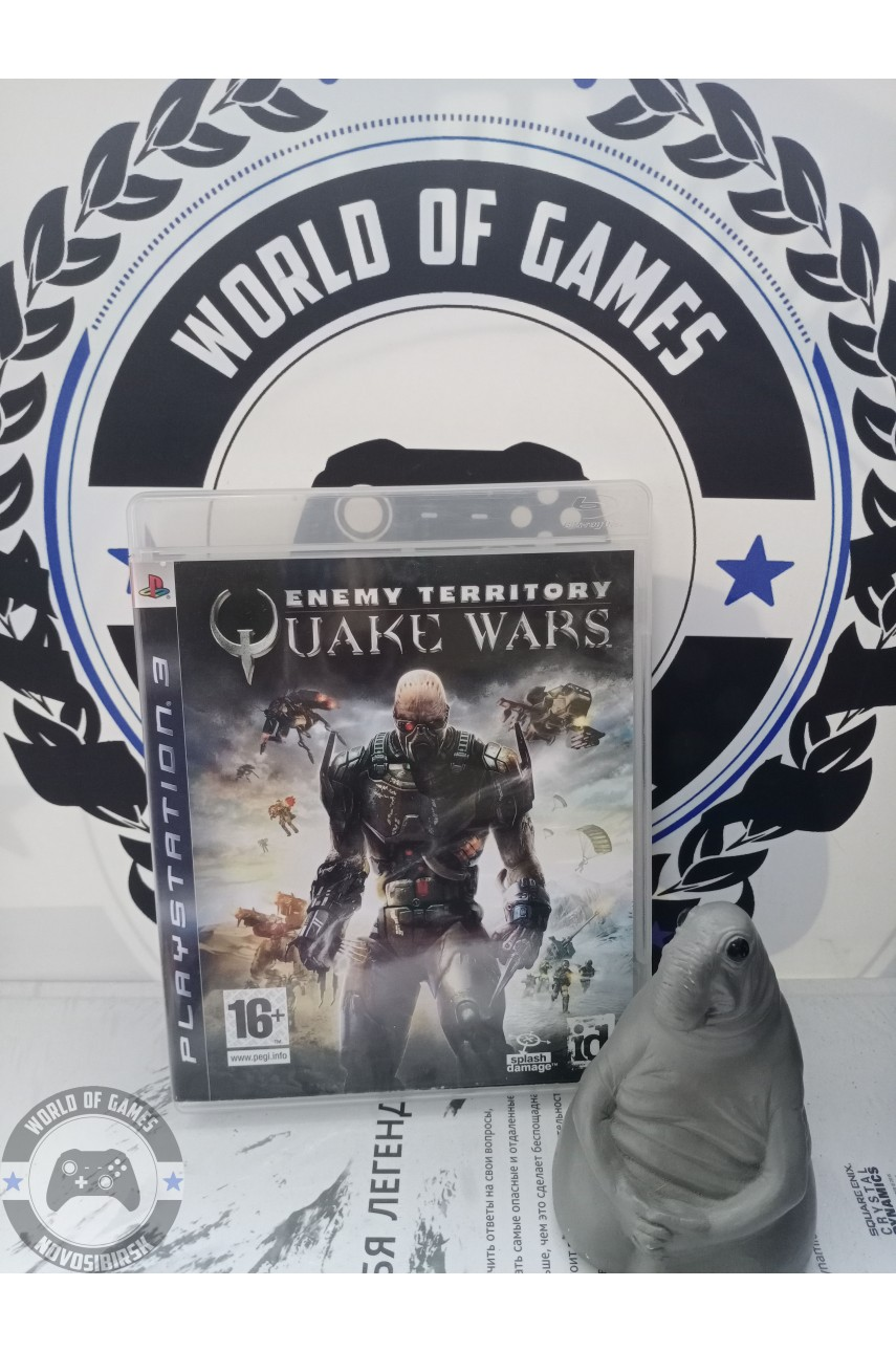 Enemy Territory Quake Wars [PS3]