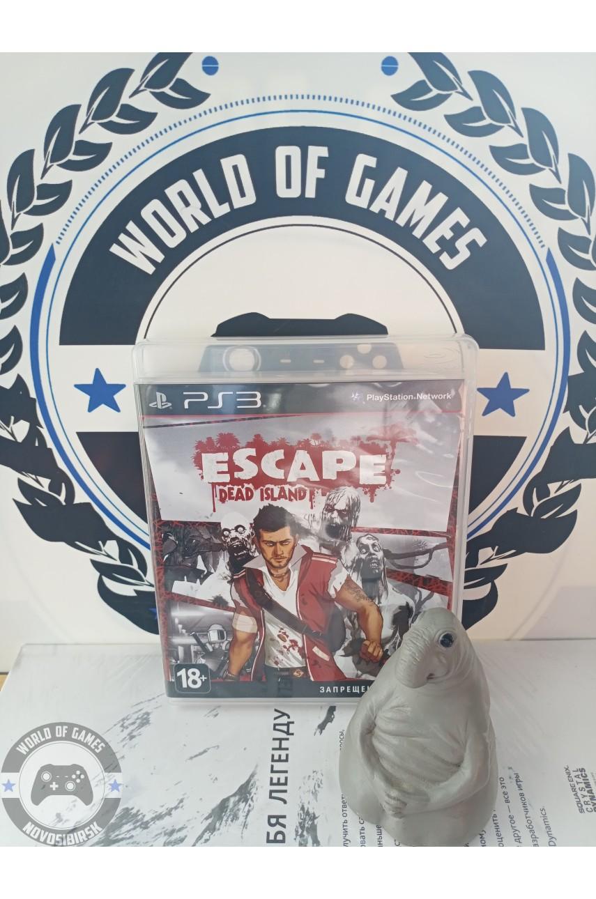 Escape Dead Island [PS3]
