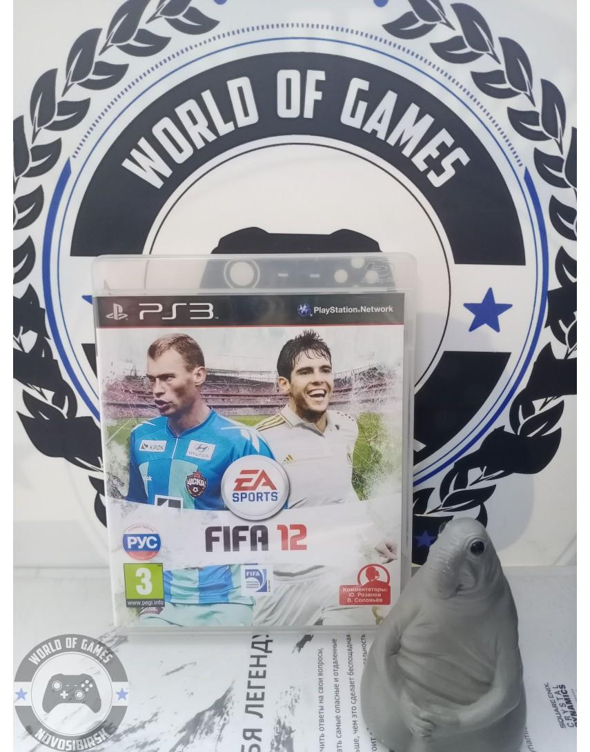 FIFA 12 [PS3]