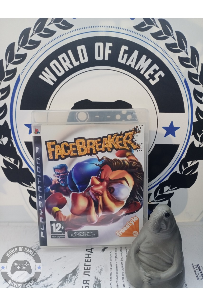 Facebreaker [PS3]