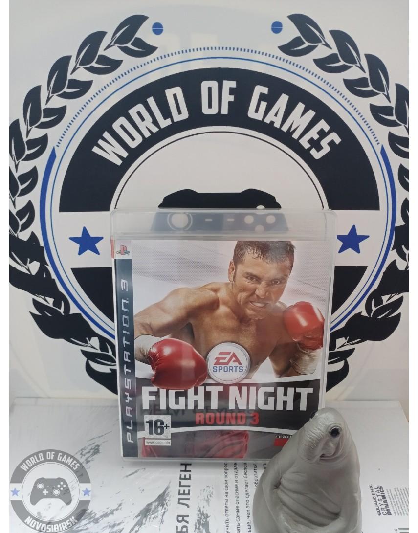 Fight Night Round 3 [PS3]