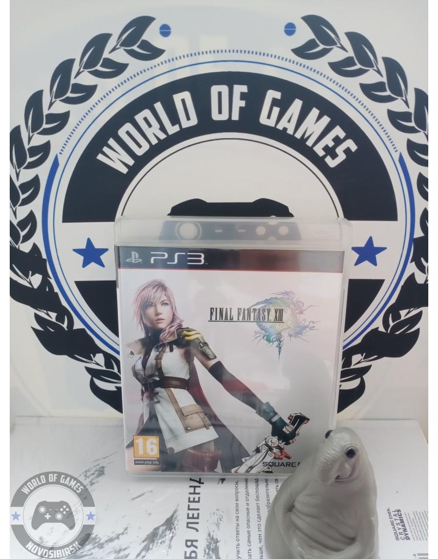 Final Fantasy 13 [PS3]