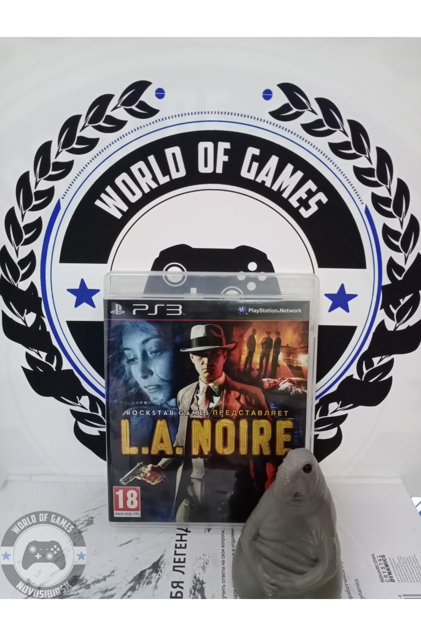 L.A. Noire [PS3]