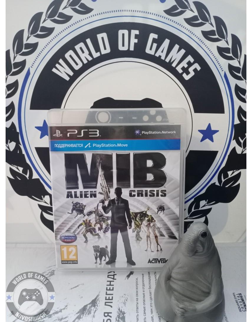 Man in Black Alien Crisis [PS3]