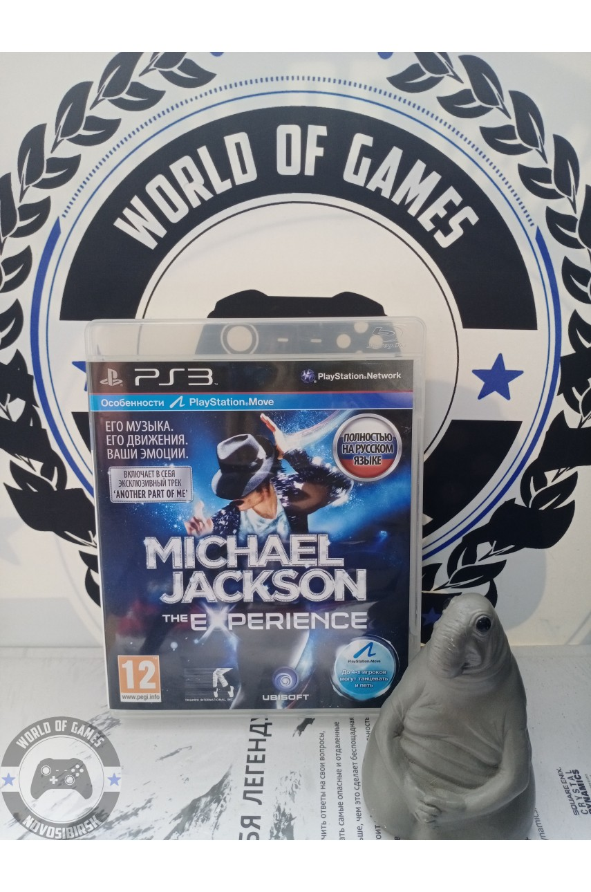 Michael Jackson The Experience [PS3]