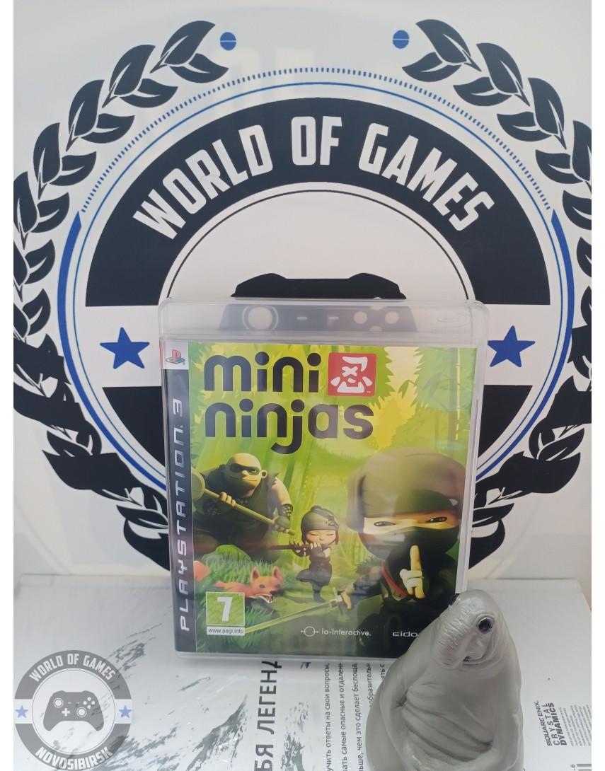 Mini Ninjas [PS3]