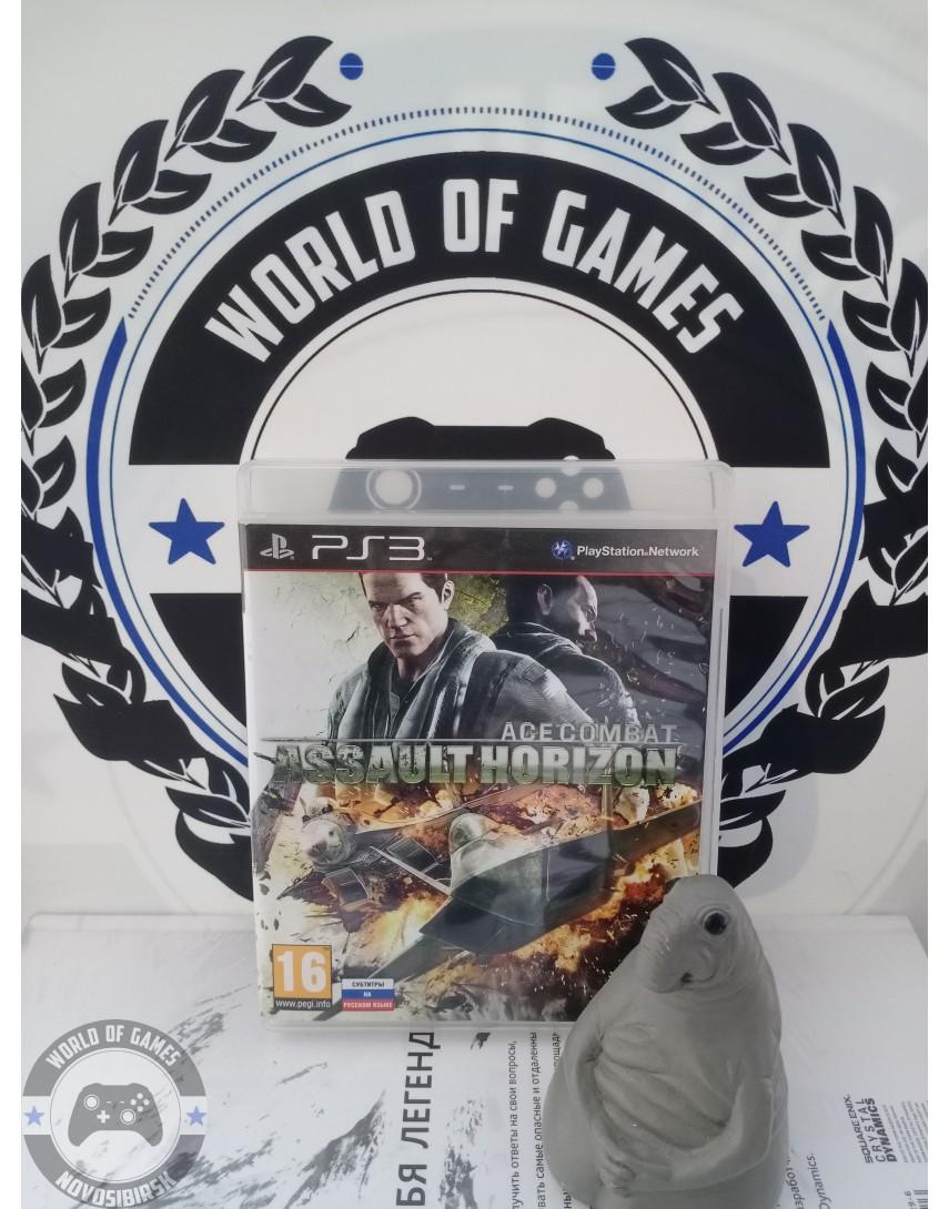 Ace Combat Assault Horizon [PS3]