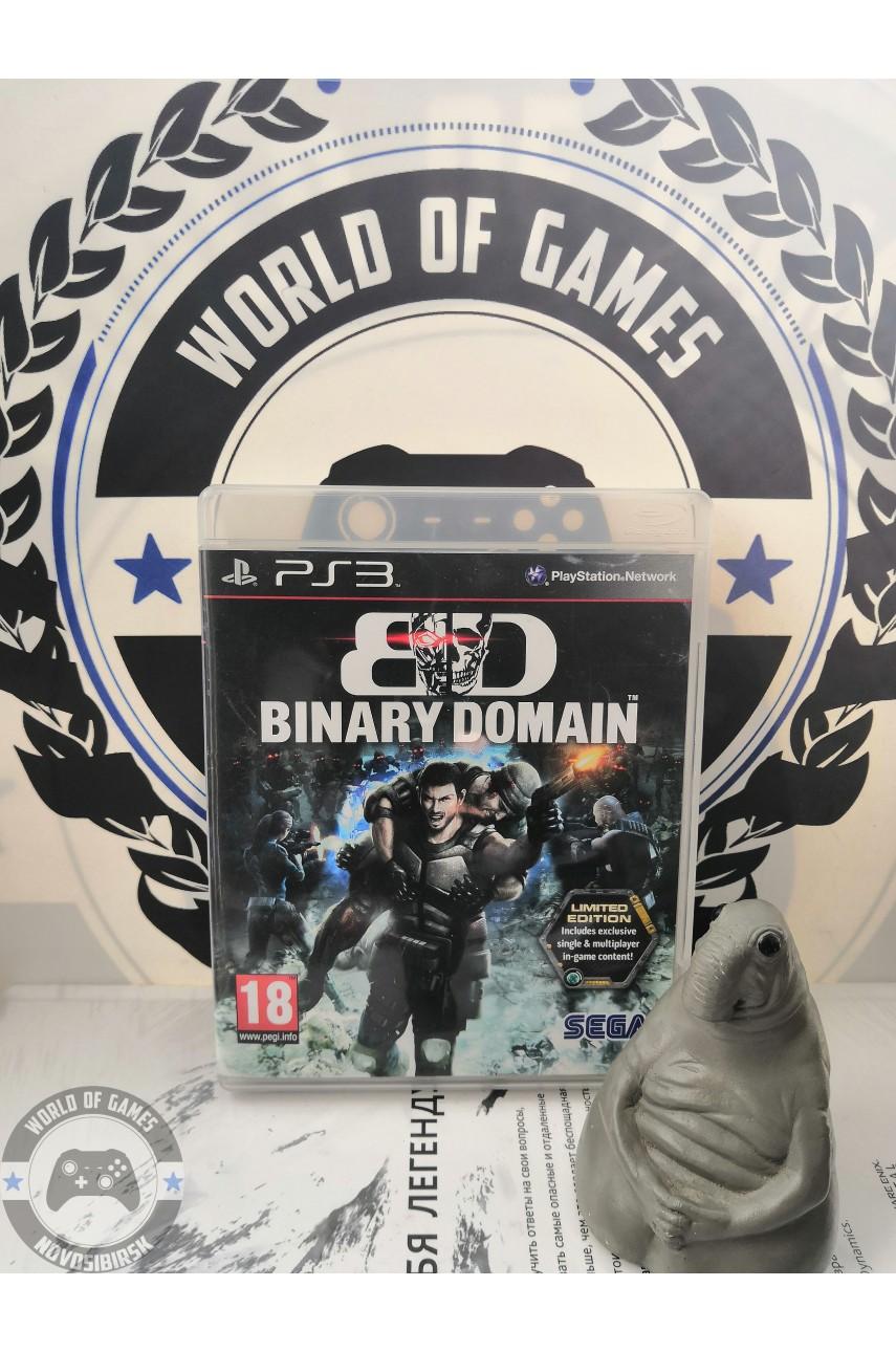Binary Domain [PS3]