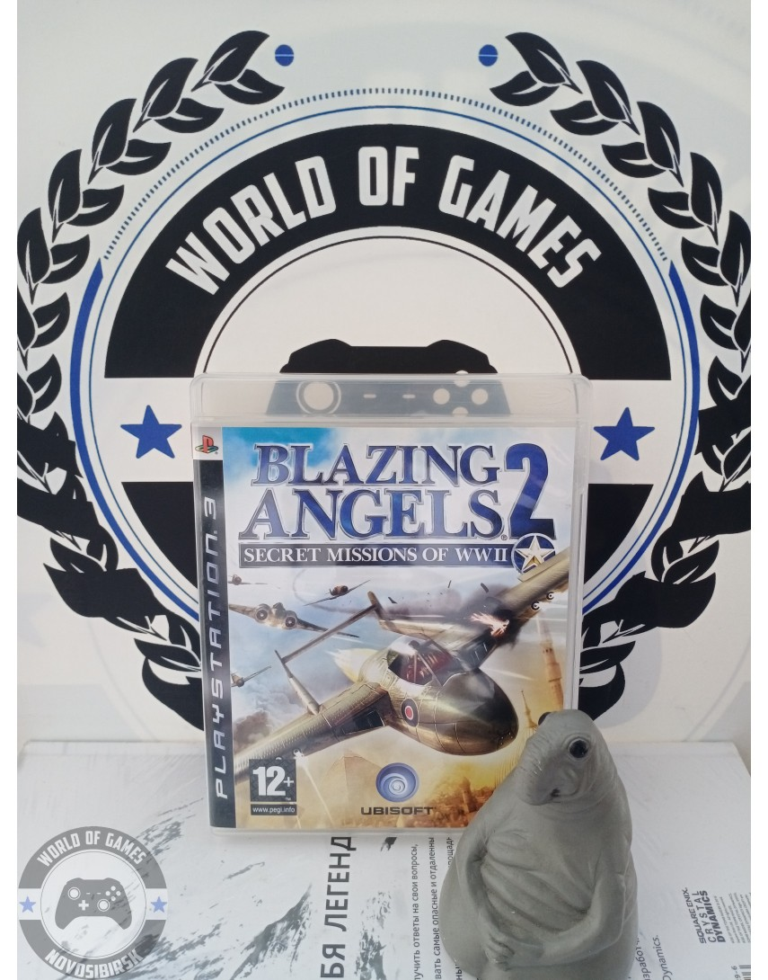 Blazing Angels 2 Secret Missions of WWII [PS3]