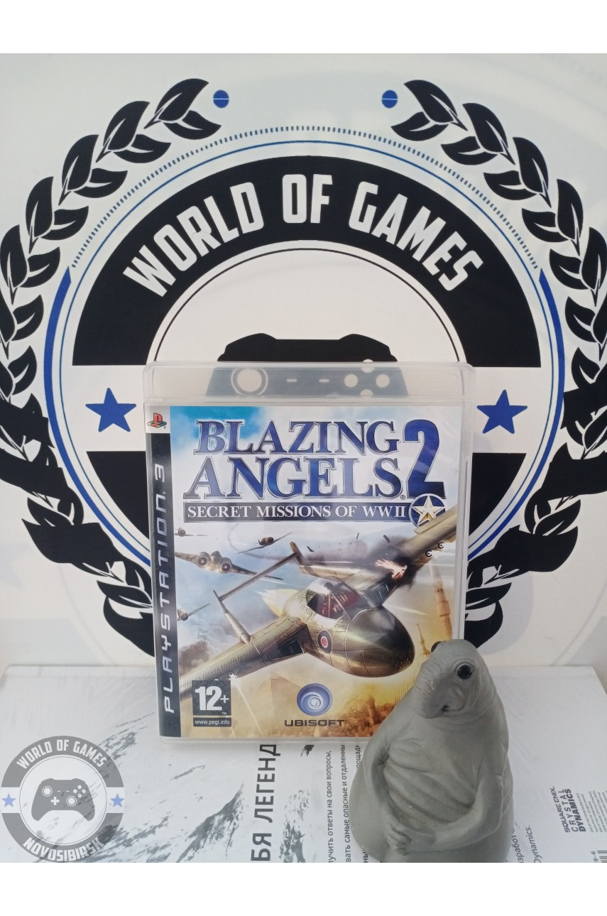 Blazing Angels 2 Secret Missions of WWII [PS4]