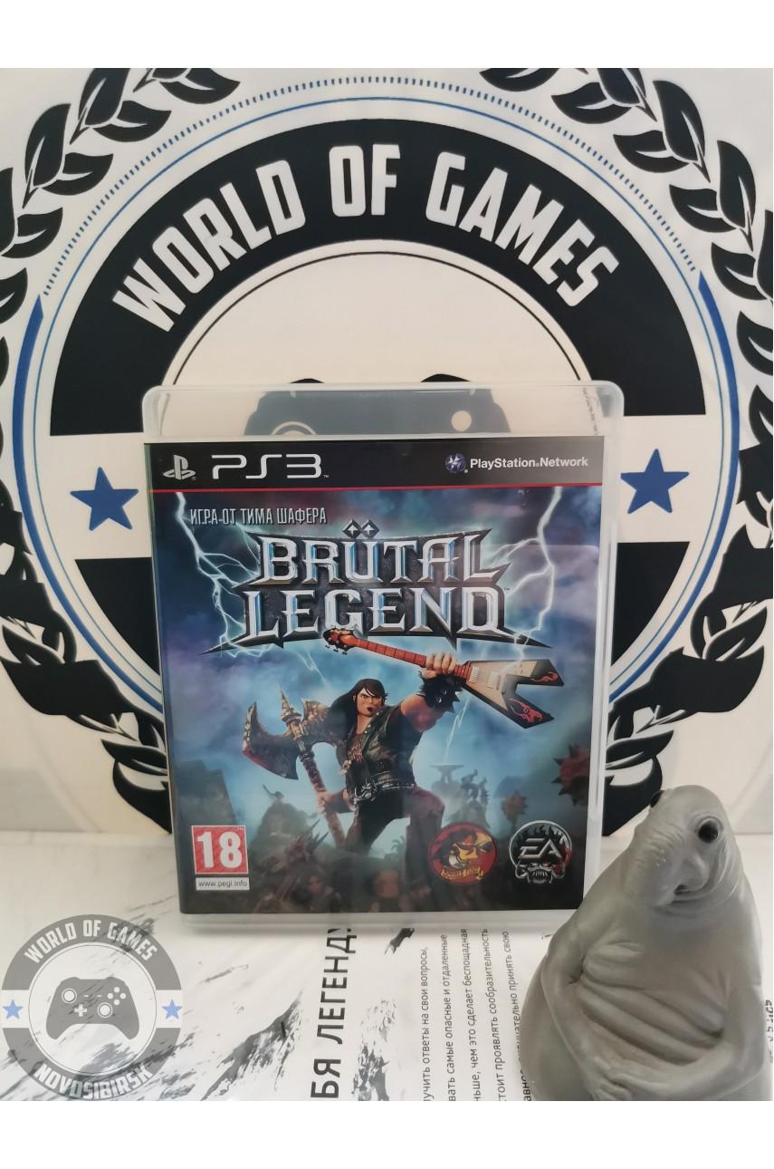 Brutal Legend [PS3]