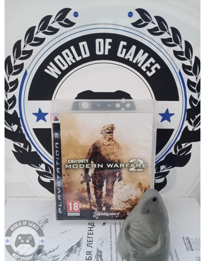 Call of Duty Modern Warfare 2 [PS3]