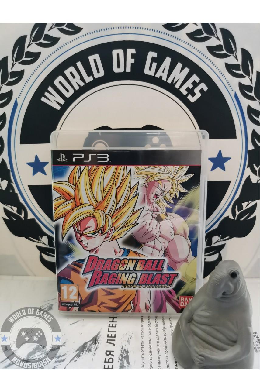 Dragon Ball Raging Blast [PS3]