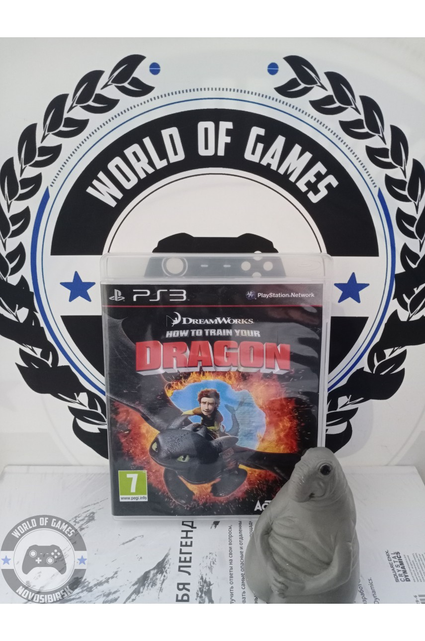 Dreamworks How to Train Your Dragon [PS3]