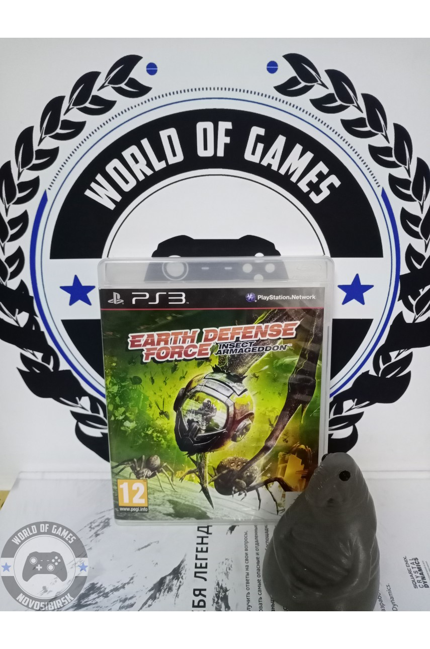 Earth Defense Force Insect Armageddon [PS3]