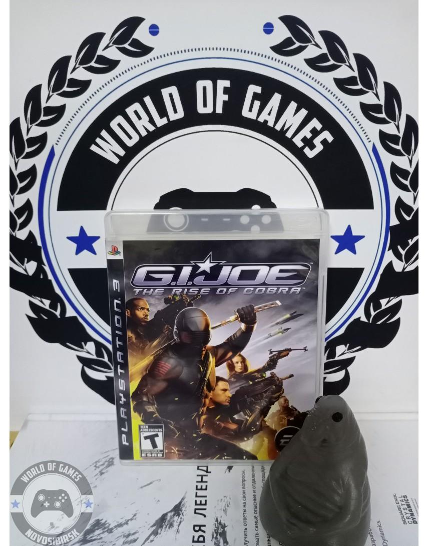 G.I. Joe The Rise of Cobra - The Game [PS3]