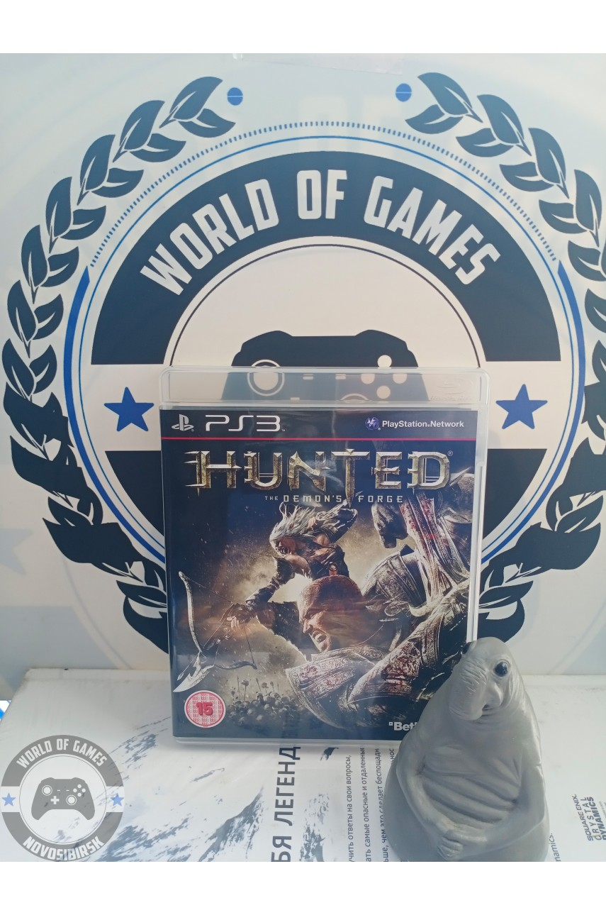 Hunted The Demon's Forge [PS3]