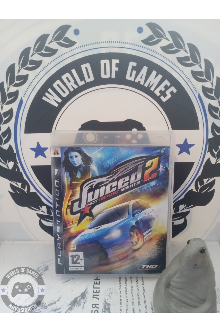 Juiced 2 Hot Import Nights [PS3]