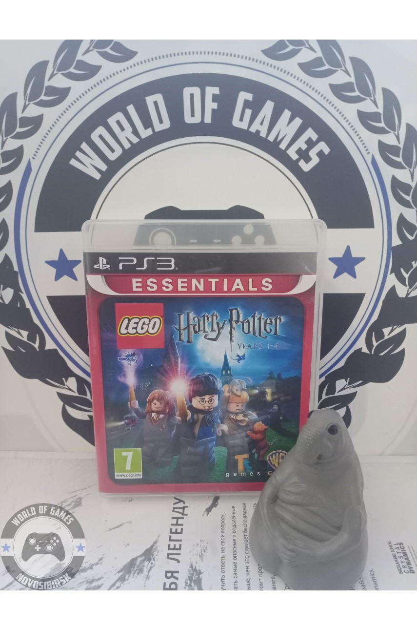 LEGO Harry Potter Year 1-4 [PS3]