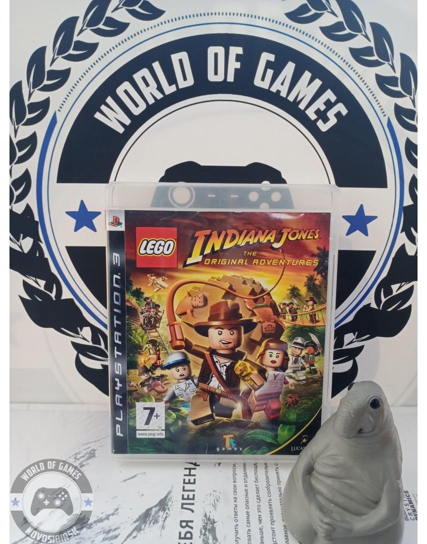 LEGO Indiana Jones The Original Adventures [PS3]