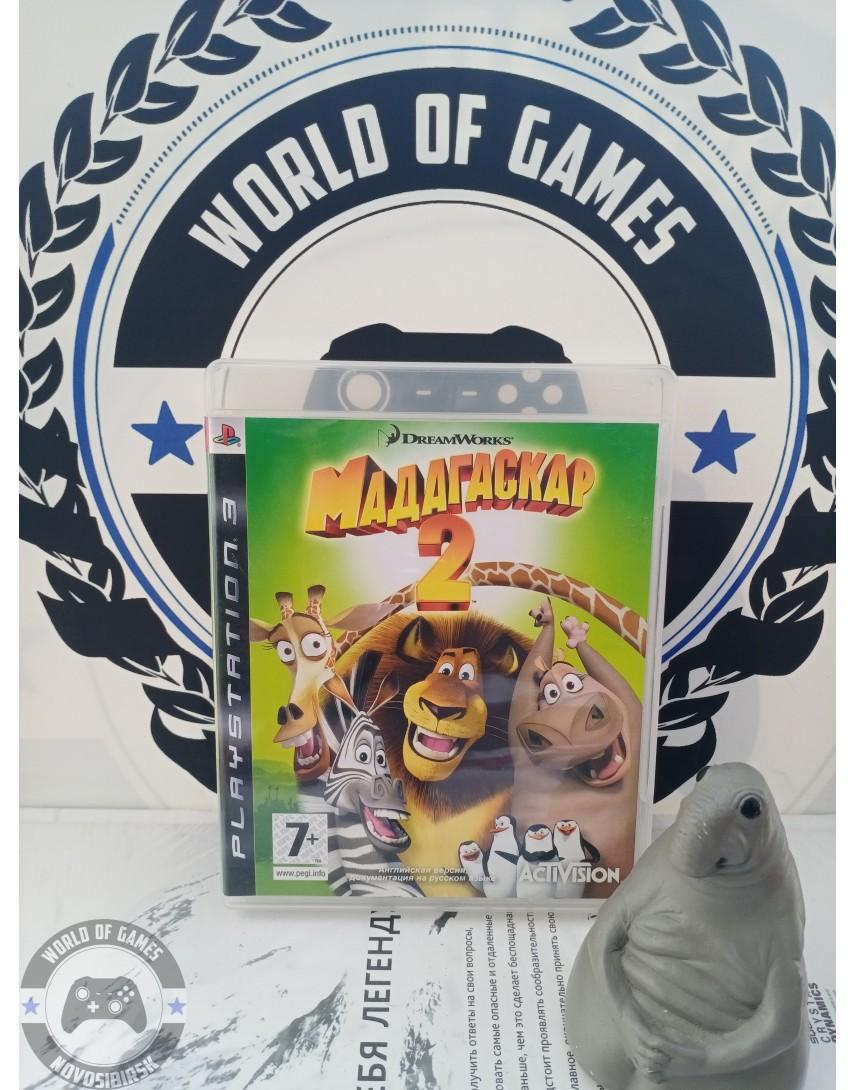 Madagascar 2 Escape Africa [PS3]