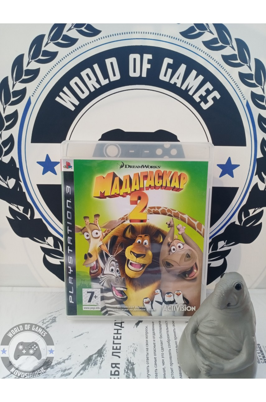 Madagascar 2 Escape Africa [PS3]