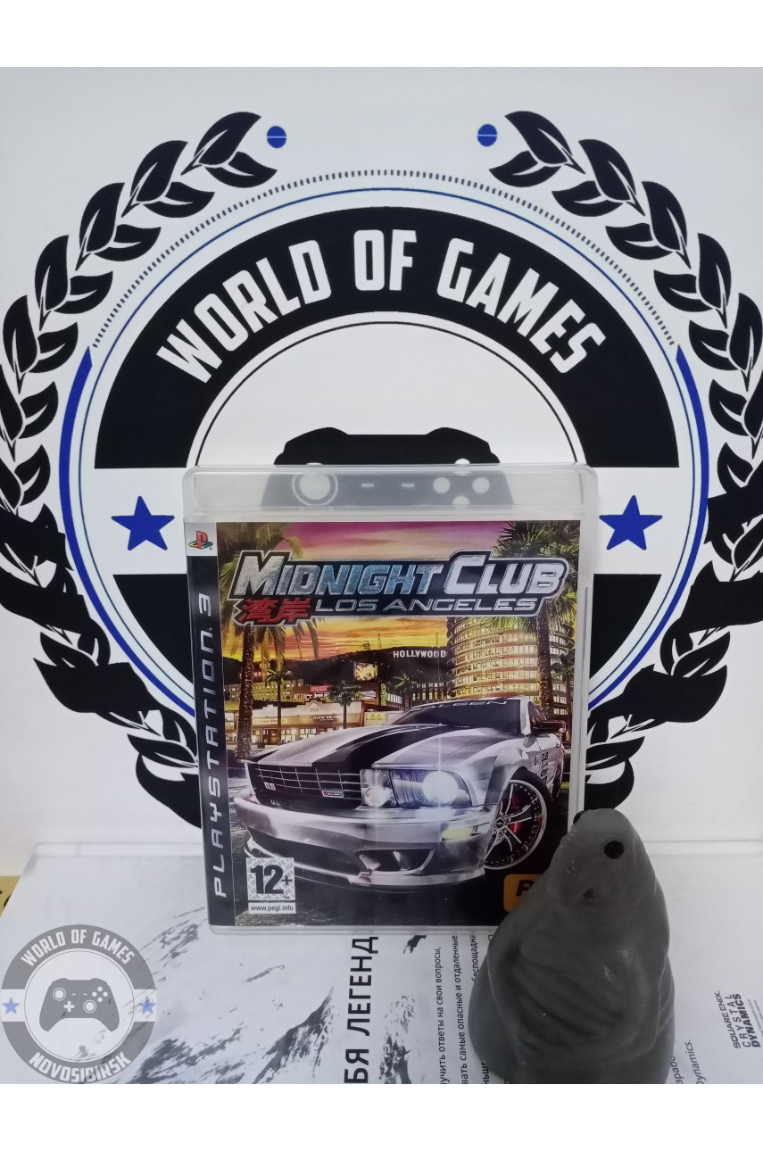 Midnight Club Los Angeles [PS3]