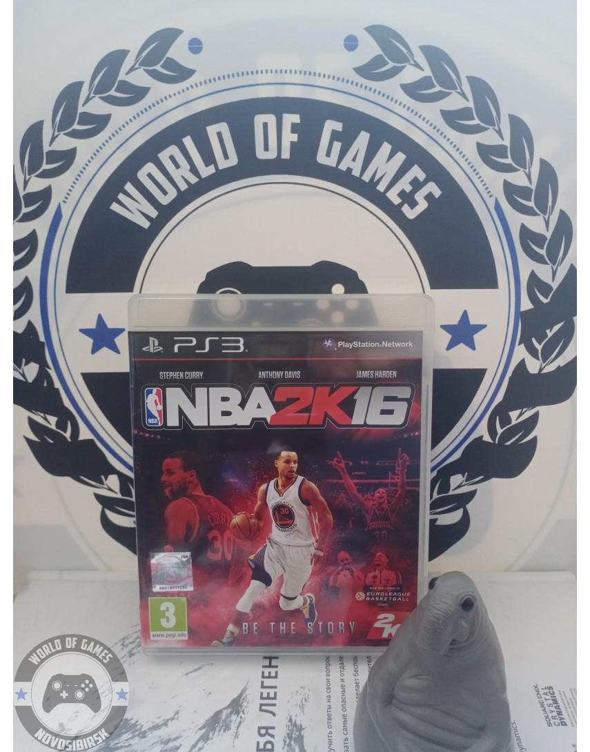 NBA2K16 [PS3]