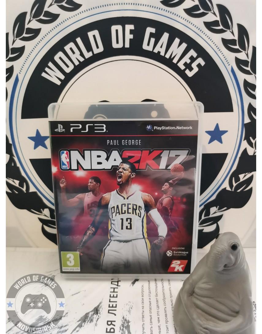 NBA2K17 [PS3]