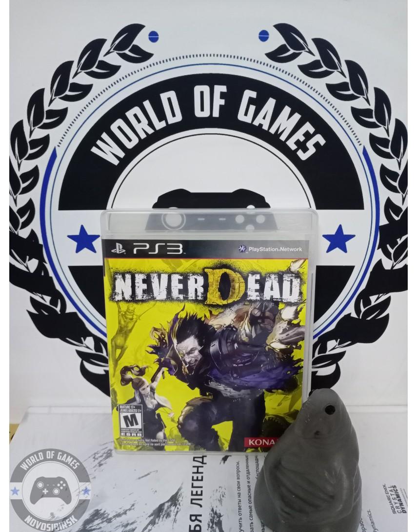 NeverDead [PS3]