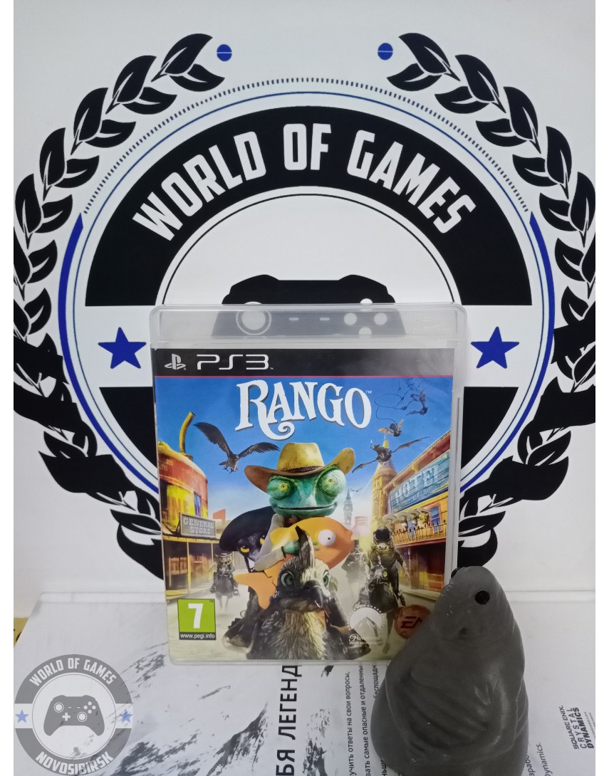 Rango The Video Game [PS3]