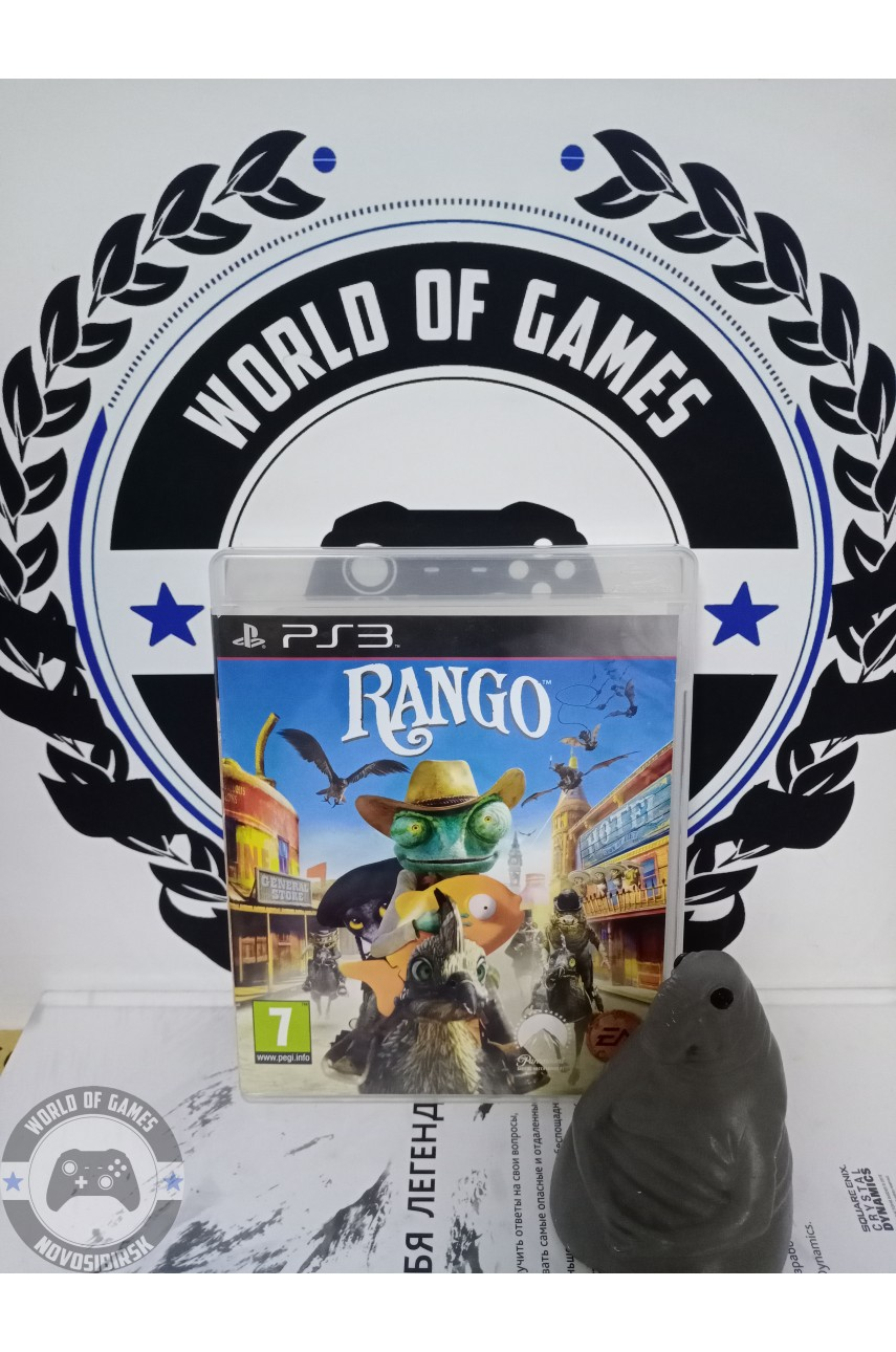 Rango The Video Game [PS3]