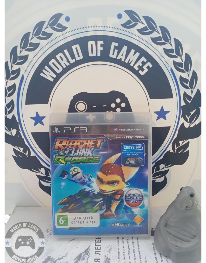 Ratchet & Clank QForce [PS3]