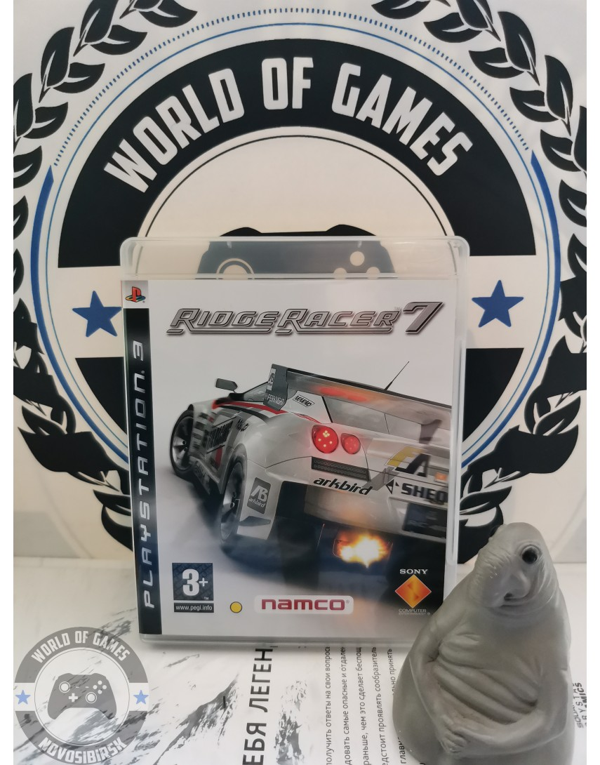 Ridge Racer 7 [PS3]