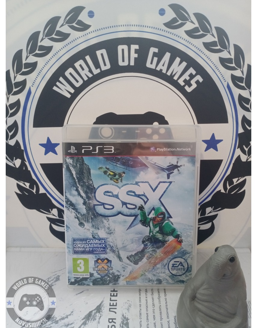 SSX [PS3]