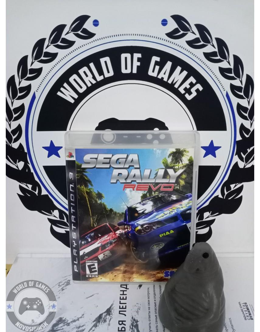 SEGA Rally Revo [PS3]
