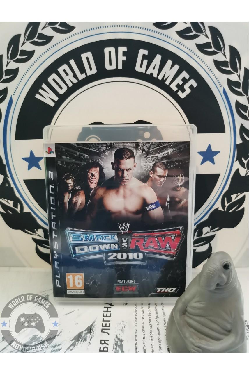 SmackDown vs. Raw 2010 [PS3]