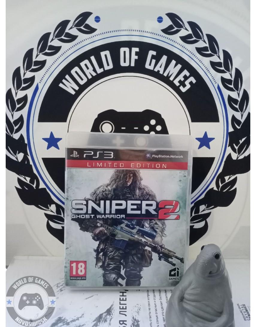 Снайпер Воин-призрак 2 [PS3]