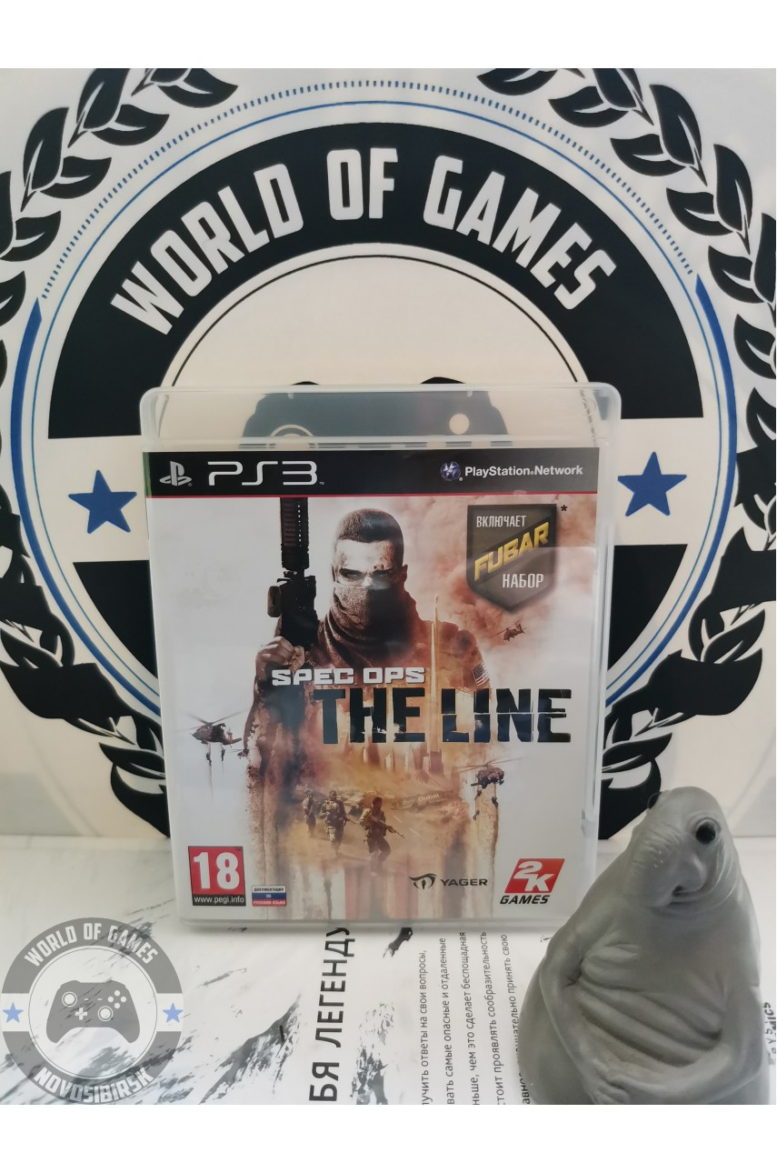 Spec Ops The Line [PS3]