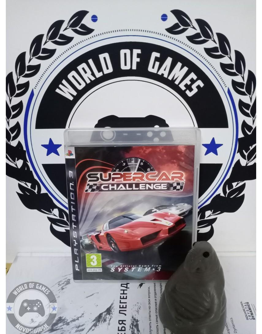 SuperCar Challenge [PS3]