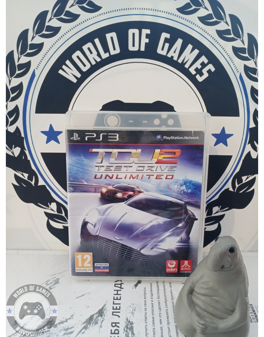 Test Drive Unlimited 2 [PS3]