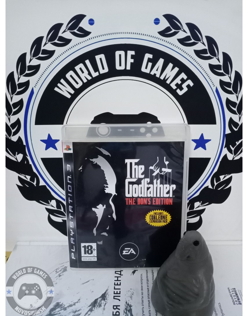 The Godfather The Game [PS3]