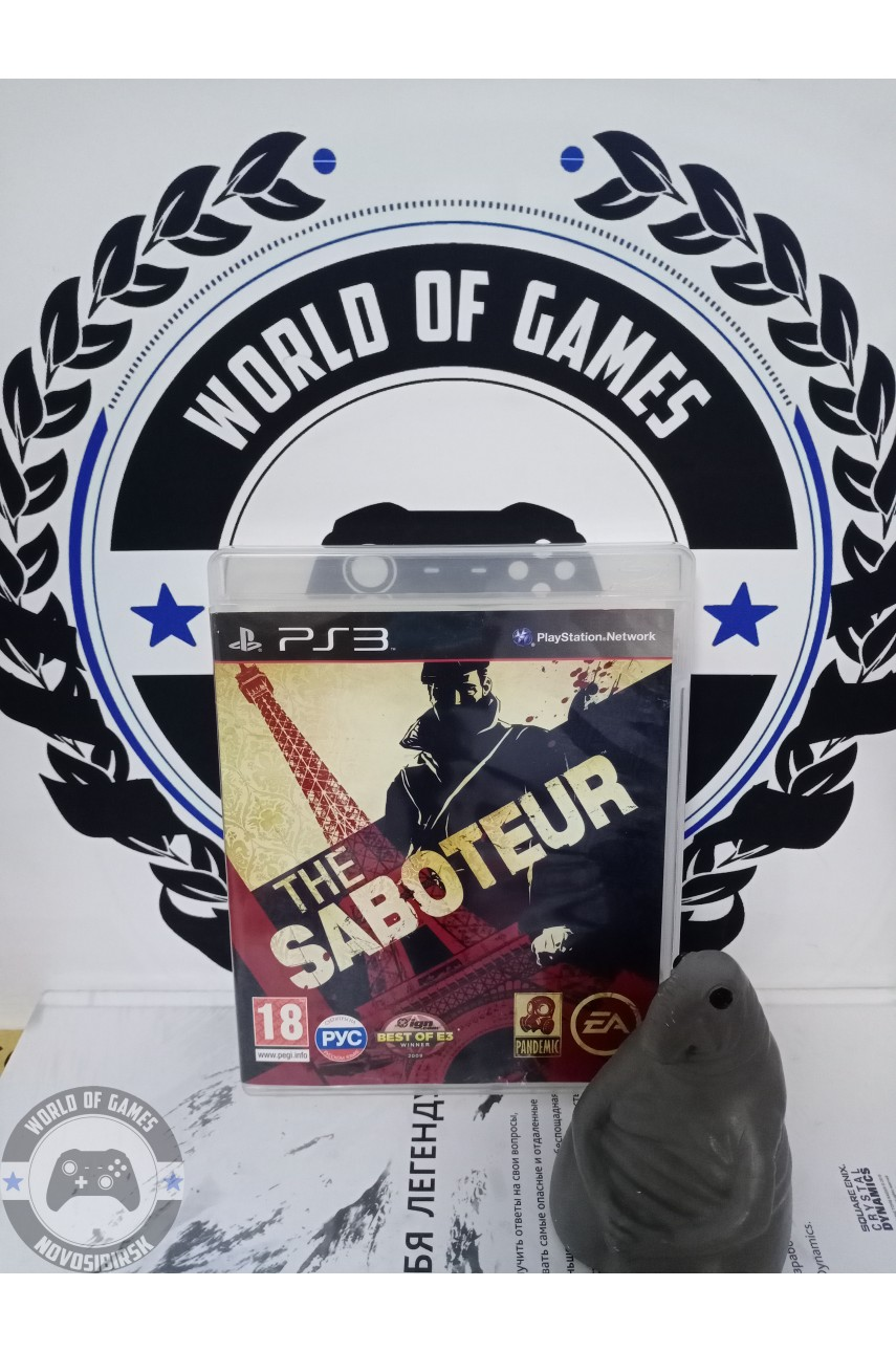 The Saboteur [PS3]