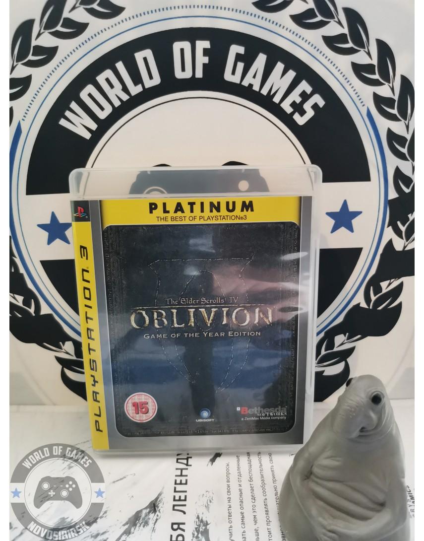 The Elder Scrolls 4 Oblivion Gold Edition [PS3]