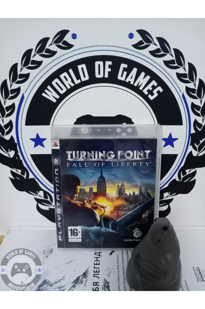 Turning Point Fall of Liberty [PS3]