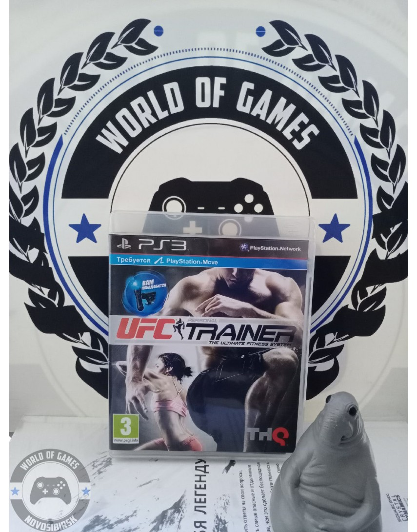 UFC Personal Trainer The Ultimate Fitness System [PS3]