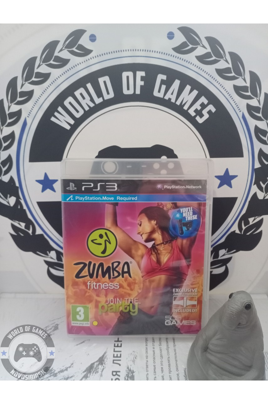 Zumba Fitness [PS3]