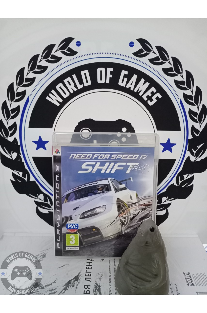 Need for Speed Shift [PS3]