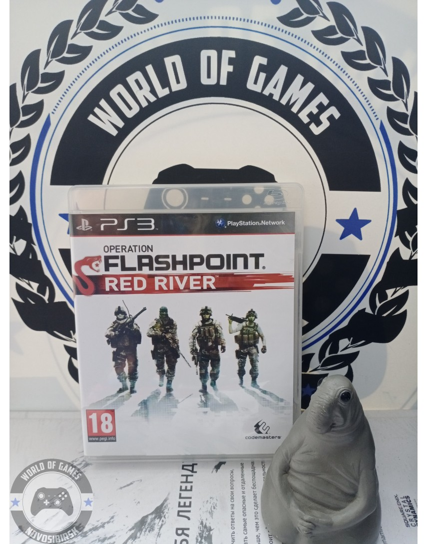 Operation Flashpoint Red River [PS3]